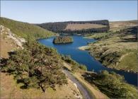 England,  Wales, Craig Goch Dam