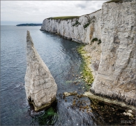 England, Old Harry Rocks