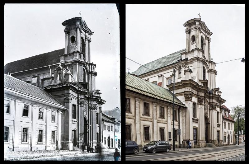 Krakowska Kosc Bonifratow